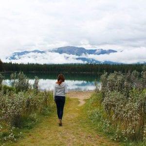 Emerald Lake, Jasper National Park